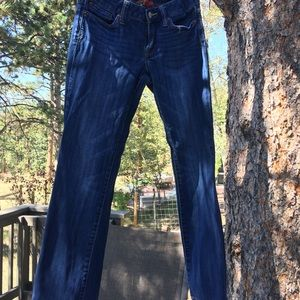 Lucky Brand Charlie Baby bootcut jeans size 4/27